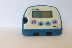 Μέτρηση Περιβαλλοντικής Μικροσωματιδιακής Ρύπανσης (Side Pak TSI)