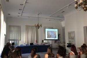 Ομιλία κ. Μπεχράκη, Υπεύθυνου του Προγράμματος