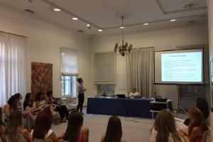 Ομιλία με θέμα Εξάρτηση και Κάπνισμα από την Ψυχολόγο Αθανασία Λιοζίδου