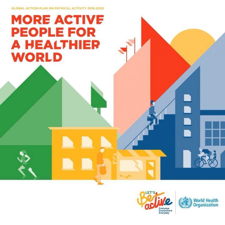 Ο Παγκόσμιος Οργανισμός Υγείας συνιστά 30΄άσκηση 5 φορές την εβδομάδα. Εσείς πόσο συχνά γυμνάζεστε;