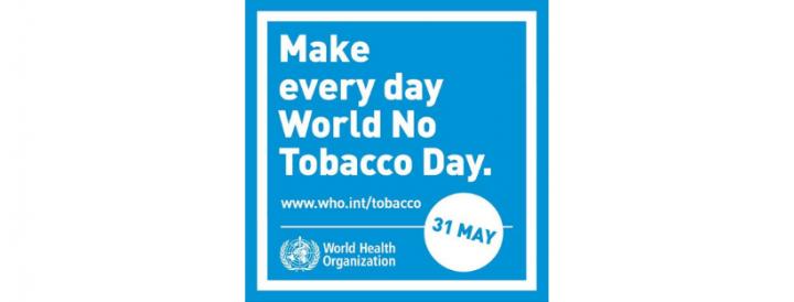 Παγκόσμια Ημέρα κατά του Καπνίσματος 2019