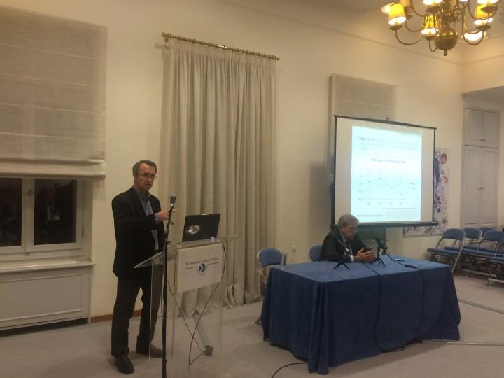 Οι Επιπτώσεις της Οικονομικής Κρίσης στην Υγεία του Ελληνικού Πληθυσμού