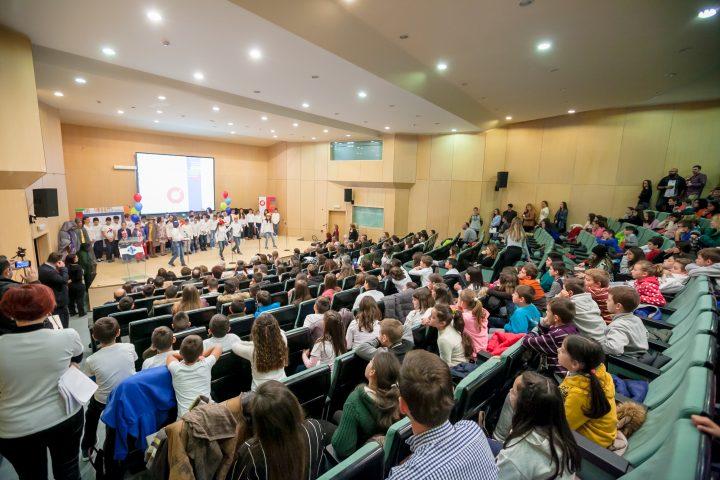 """8ο Πανελλήνιο Μαθητικό Συνέδριο """"Παιδεία για έναν Κόσμο χωρίς Κάπνισμα"""" 28 Νοεμβρίου 2017"""
