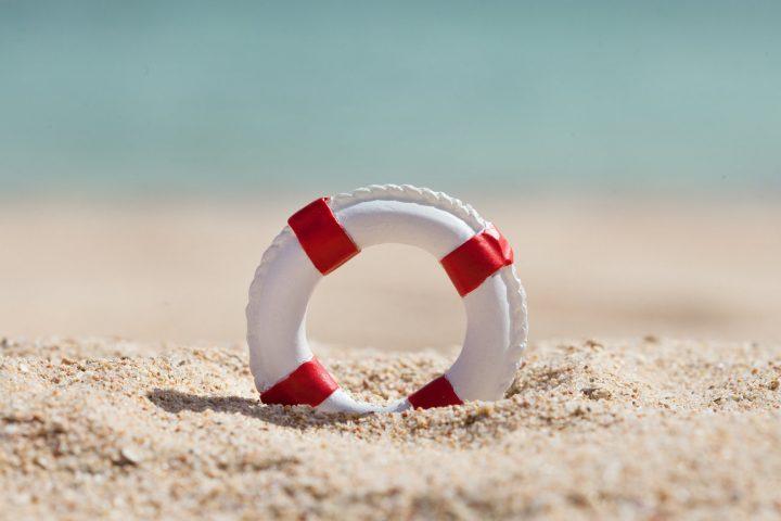 Ασφαλείς διακοπές στην παραλία