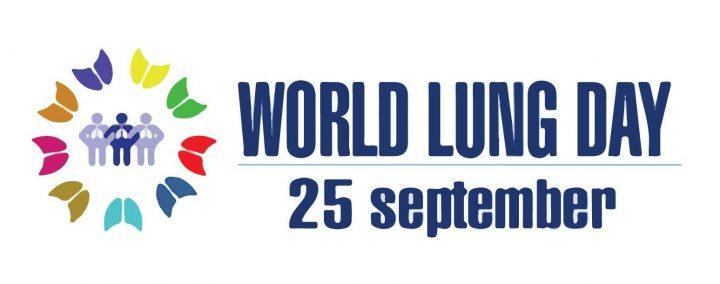 Παγκόσμια Ημέρα για τα Αναπνευστικά Νοσήματα – 25 Σεπτεμβρίου 2018 Ημέρα πρόληψης, ελέγχου και αντιμετώπισης