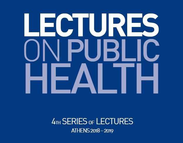 4th Series of Lectures on Public Health – Institute of Public Health, ACG