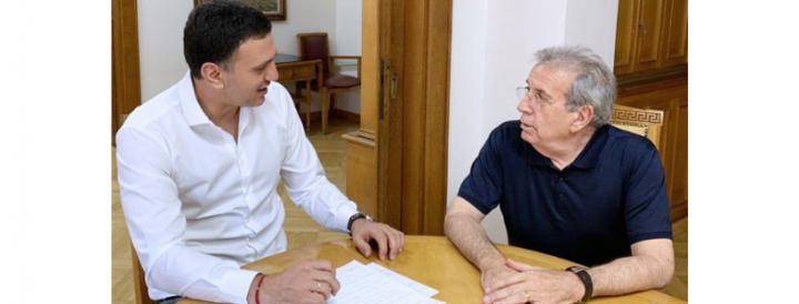 Επικεφαλής της Επιτροπής Εμπειρογνωμόνων για τον Έλεγχο του Καπνίσματος, ο Καθηγητής Παναγιώτης Μπεχράκης