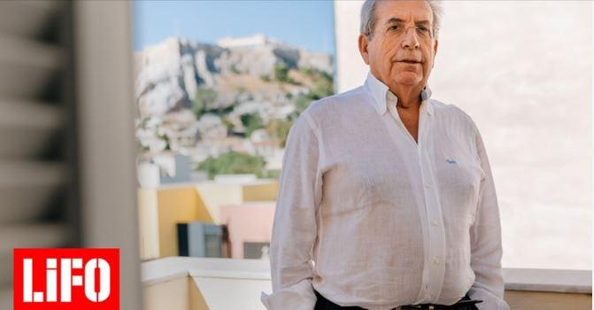 Παναγιώτης Μπεχράκης: Επικεφαλής της Επιτροπής Εμπειρογνωμόνων για τον Έλεγχο του Καπνίσματος του Υπ.Υγείας (LiFO – 31.8.2019)