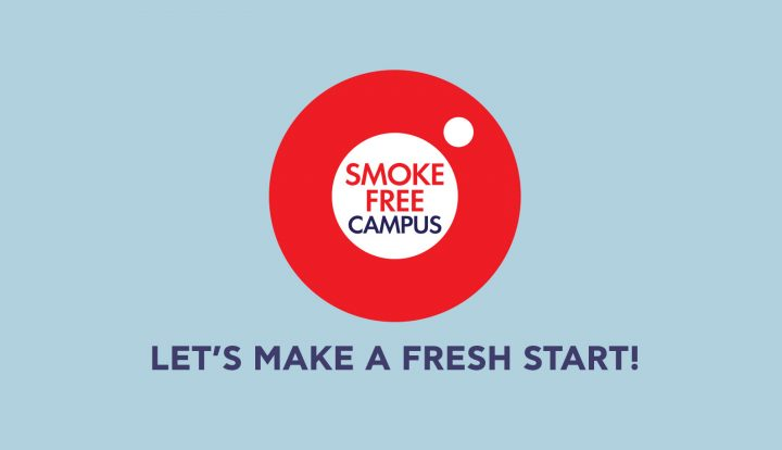 The American College of Greece goes SMOKEFREE!
