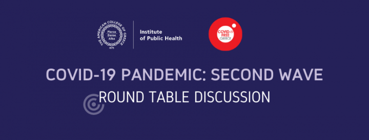 COVID-19 Pandemic: Second Wave_Online Round Table Discussion_7.10.2020