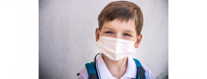 Η γνώμη του Παιδίατρου για τη χρήση μάσκας από τα παιδιά